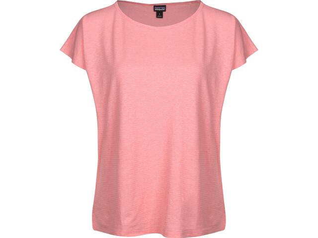 Patagonia Trail Harbor T-Shirt Damen pink